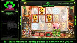 slot wins - huge wins! i play every quick hit slot machine in the casino! winning w/ sdguy1234