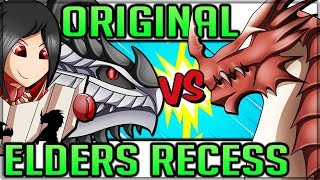 Lao Shan Lung VS Dalamadur in the Elders Recess in Monster Hunter World! (News/Discussion/Theory)