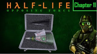 Half-Life: Opposing Force | Chapter 11: The Package