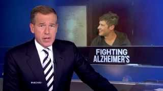 Max Lugavere discussing Alzheimer's prevention on NBC Nightly News