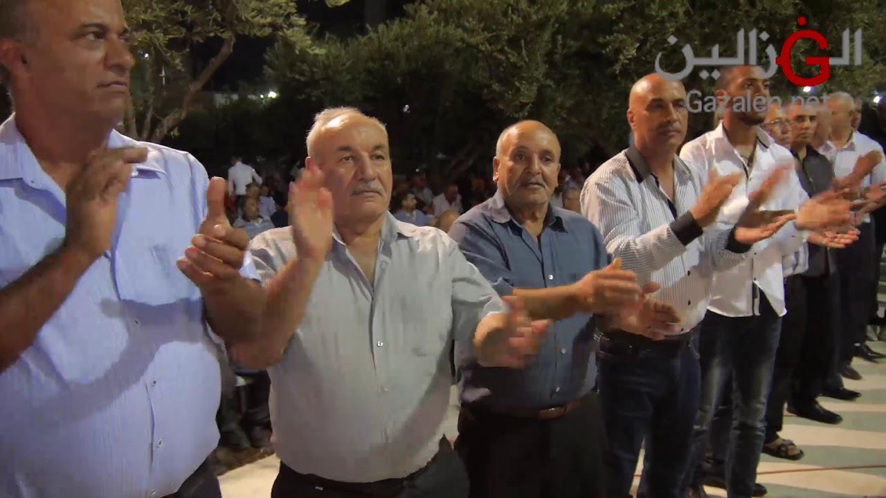 موسى حافظ أكرم البوريني حفلة ابو اياد الخرانبه المغار