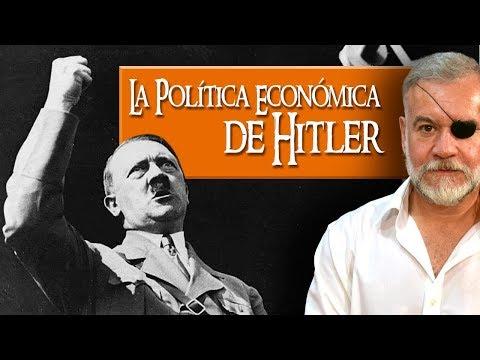 La política económica de Hitler