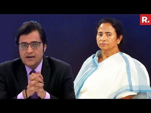 Mamata Banerjee's Festival Politics | The Debate With Arnab Goswami
