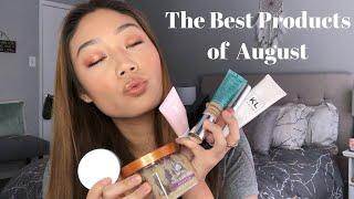 August 2018 Favorites | Ashley Wong