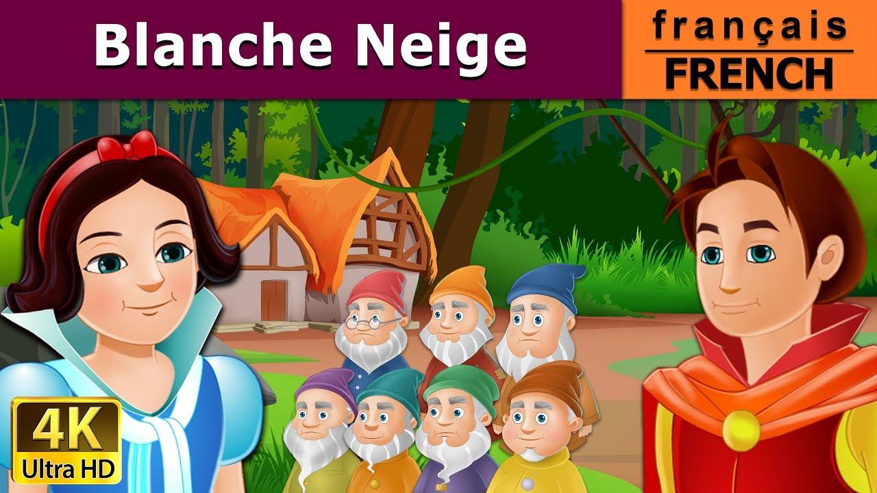 Blanche Neige Et Les Sept Nains Histoire Pour S Endormir Contes De Fees Francais Youtube
