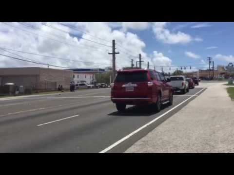 5-year-old hurt in auto-bicycle accident in Mangilao