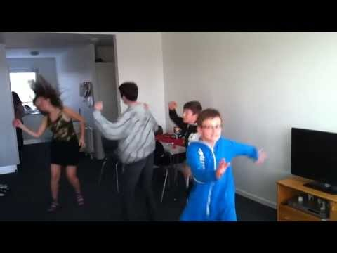 Harlem Shake Teenage :)