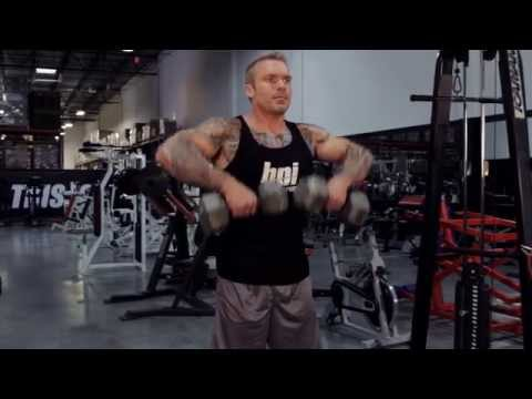 Dumbbell Upright Row - The Proper Lift - BPI Sports