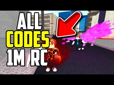 NEW* All Codes for Ro Ghoul *1 5M RC & 2 5M YEN*  2019