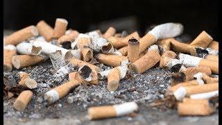 KIPPEN-MÜLL: Tabakindustrie soll für Straßenreinigung zur Kasse gebeten werden
