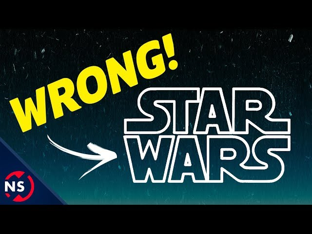 The 'Star Wars' Logo's Fascinating History: 7 Facts to Know