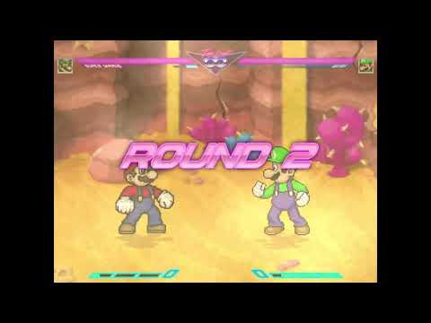 MUGEN: AI patch for Super Mario (BBH Balance Patch) and Teehee Valley released!