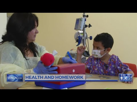 UNC Hospital School helps sick children keep learning while getting treatment