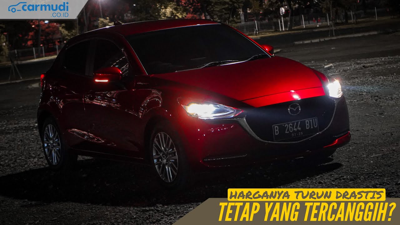 Mazda 2 (Facelift 2020) FULL REVIEW: Lebih Canggih Dibanding Jazz dan Yaris