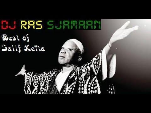 The Best Of Salif Keïta (Mali) mix by DJ Ras Sjamaan