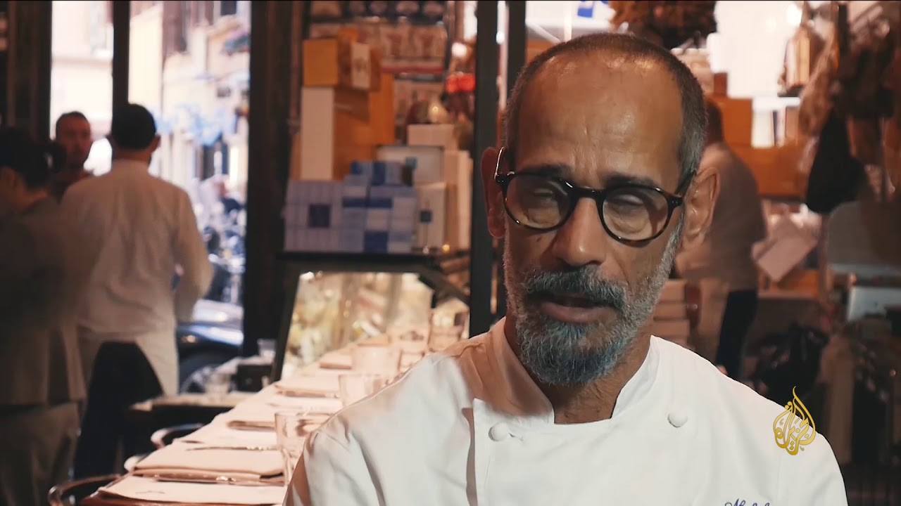 الجزيرة:هذا الصباح - نبيل حاج حسن.. أهم الطهاة بإيطاليا