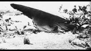 Pruebas de que el caso Roswell, ovni que se estrelló en EE.UU. en 1947, realmente ocurrió