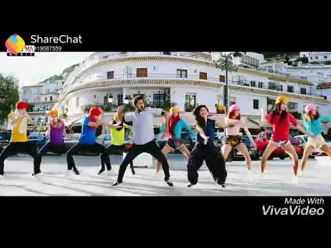 MCA video Song changed to Folk Song in...