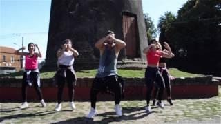 Hay Fiesta! - Emcidues ft. Lil Ron / Coreografia Oficial / ZUMBA