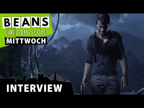 gamescom 2015 | Interview mit Naughty Dog: Uncharted 4 | 05.08.2015