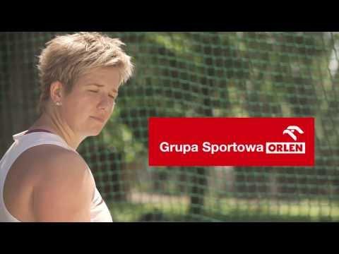Anita Włodarczyk- Grupa Sportowa Orlen