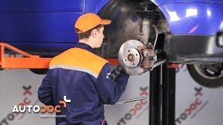 Wie VW LUPO Koppelstange / Pendelstütze vorne wechseln TUTORIAL | AUTODOC