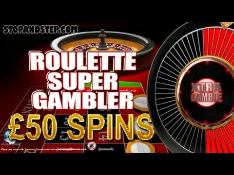 FOBT Roulette - £50 SPINS - Coral Bookies LIVE PLAY