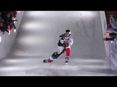 Red Bull Crashed Ice Marseille 2018 : le show des plus grands riders de la planète