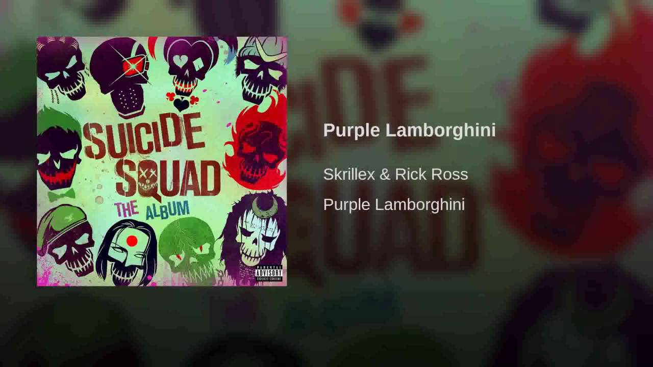 Skrillex Rick Ross Purple Lamborghini With Download Link Youtube