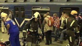 3.04.17 Теракт в метро Санкт-Петербурга унес жизни. ЖЕРТВЫ и информация о взрывах в Питерском метро
