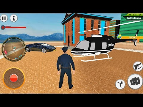 Police Crime Simulator 2019 - Cop Officer Crime Chase Duty - Android Gameplay