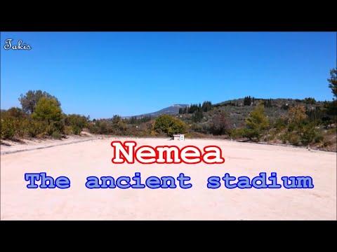 Nemea, The ancient stadium - Greece