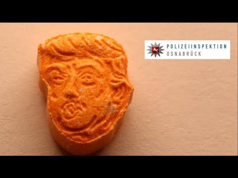 German Police Seize Thousands Of 'Trump' Ecstasy Tablets | Los Angeles Times