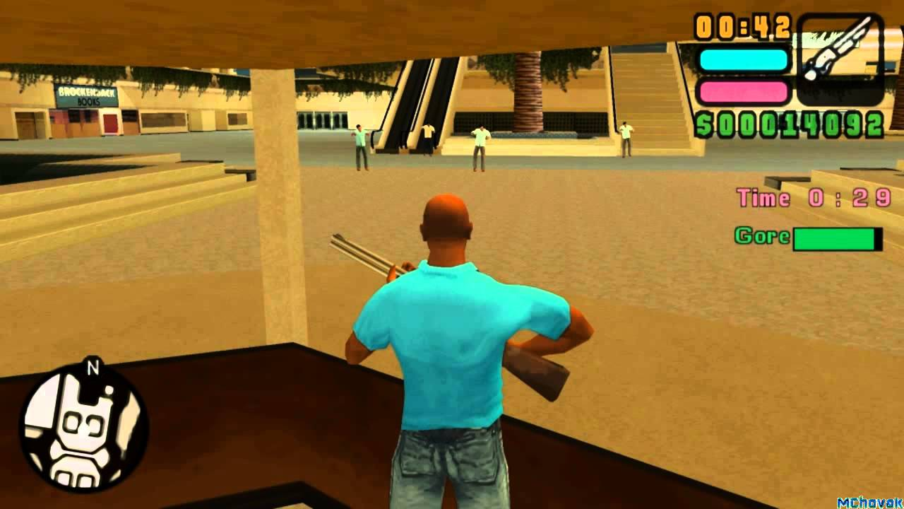 Image result for Brawn of the Dead (GTA: Vice City Stories)