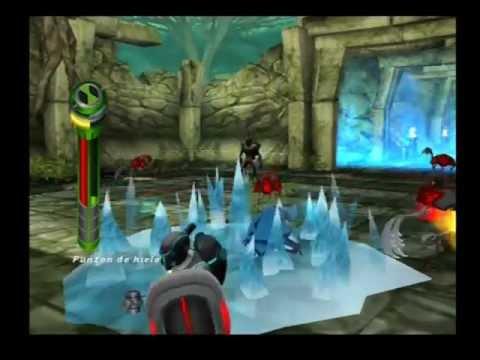 Ben 10 Alien Force Vilgax Attacks - Parte 6 - Español