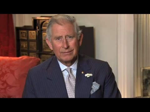 Countdown: His Royal Highness The Prince Of Wales roasts Molly Meldrum