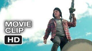 Red Dawn Movie CLIP - Wolverines (2012) - Chris Hemsworth Movie HD
