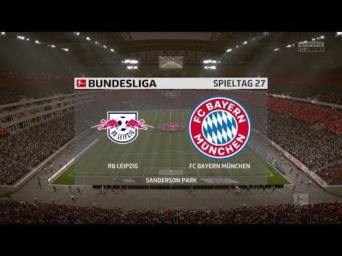 FIFA 18 Bundesliga Prognose | RB Leipzig - FC Bayern München
