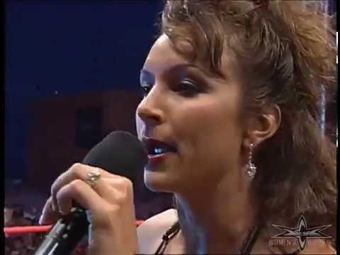 720pHD: WCW Nitro 032700  Kimberly Page, Diamond Dallas Page & Jeff Jarrett Segment