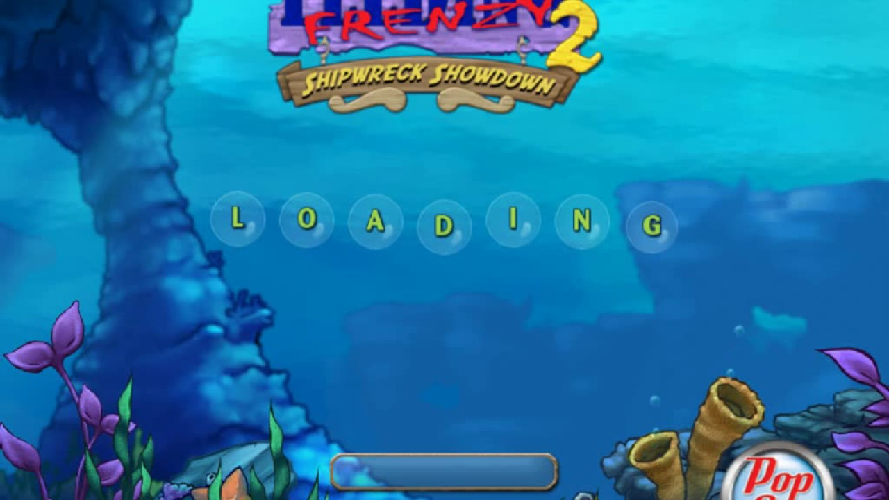 Tải game Feeding Frenzy 2