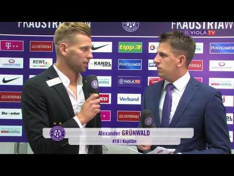 Alex Grünwald über seine Verletzung