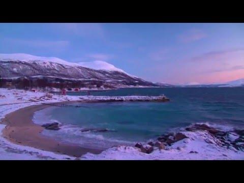 Tromsø im Winter