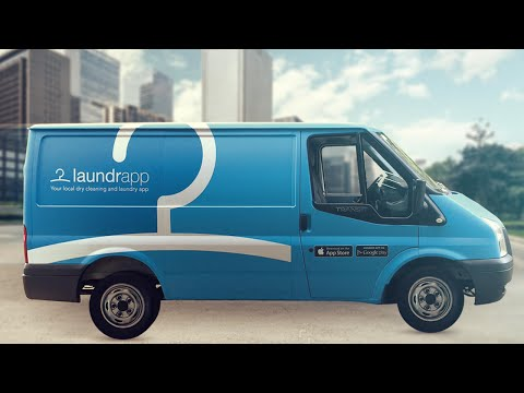 Laundrapp: The Smarter Way To Do Your Laundry & Dry Cleaning
