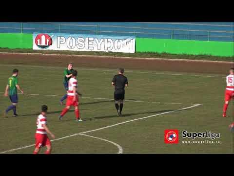Super liga 2017/18: 23.Kolo: ZEMUN – BORAC 3:0 (2:0)