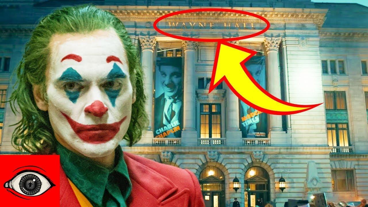 Joker- Sahne Arkasındaki Gerçekler