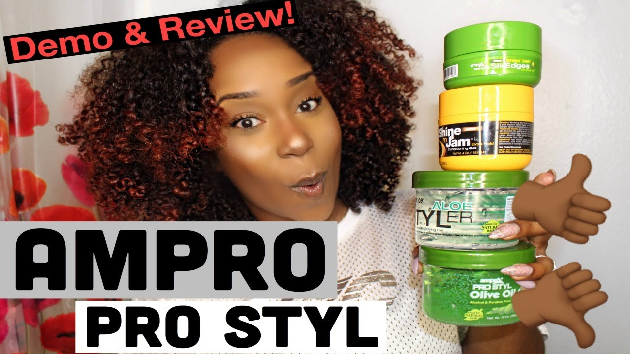 Ampro Pro Styl Gel Review Yay Or Nay Review And Demo Youtube
