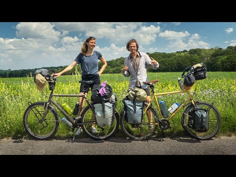 Finally Back On The Bikes Again   Bicycle Touring The Netherlands
