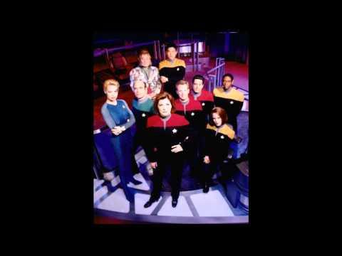 Star Trek: Voyager theme song (HD)