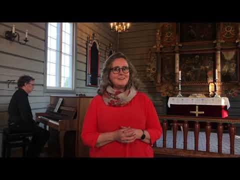 Fortellerforestilling om Paulus fra Vestre Moland kirke