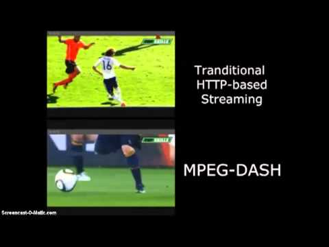 MPEG-DASH Demo